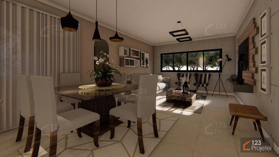 Read more about the article Modelos de ambientes integrados para a sua casa