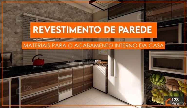 Read more about the article Revestimento de parede: materiais para acabamento interno