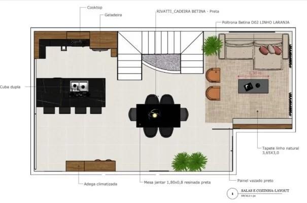 design de interiores 123projetei