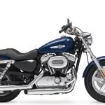 Harley Davidson Sportster 1200 Custom Tem Versoes Limitadas Para 2013 Uol Carros