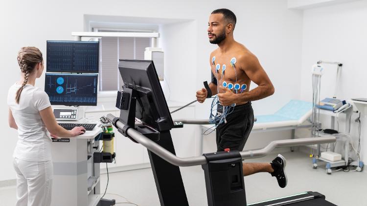 exercise test - iStock - iStock