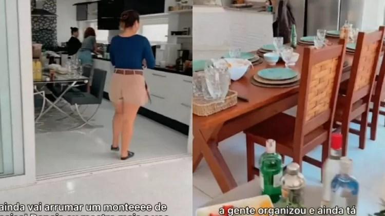 Juliette faz tour pela nova casa no Rio de Janeiro - Reprodução/Instagram - Reprodução/Instagram