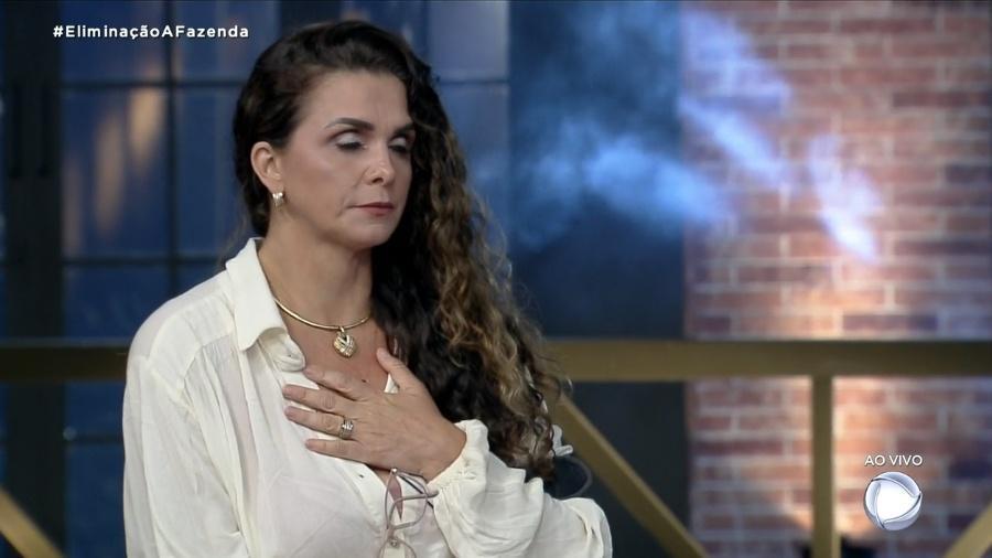A Fazenda 2020: Luiza Ambiel é a sexta eliminada do reality