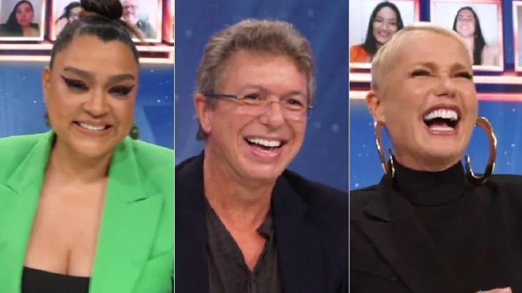 Domingão with Huck: Preta Gil, Boninho and Xuxa will be judges at the Show dos Famosos - Reproduction/TV Globo - Reproduction/TV Globo