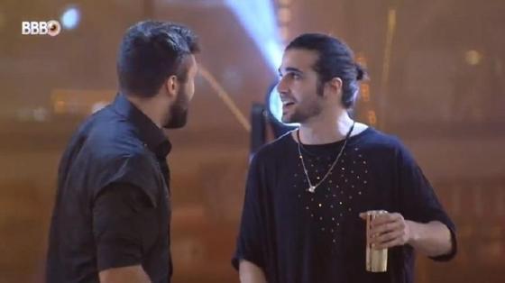 BBB 21: Fiuk e Arthur riem de lutas recentes - Reprodução / Globoplay - Reprodução / Globoplay