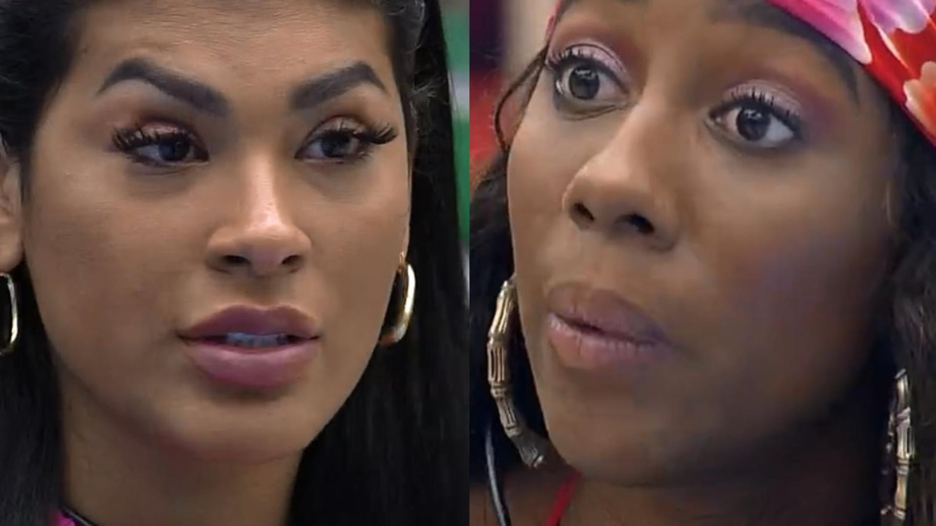 BBB21: Camilla e Pocah entram em DR profunda após jogo da discórdia