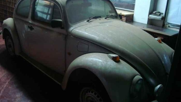 dealership volkswagen Comercial Gaucha Covipa star Otmar Essig Reginaldo de Campinas 2011 Beetle Series Gold 1996 - Personal archive - Personal archive