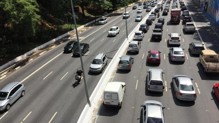 Average traffic speed Youse - Paulo Pinto/Public Photos - Paulo Pinto/Public Photos