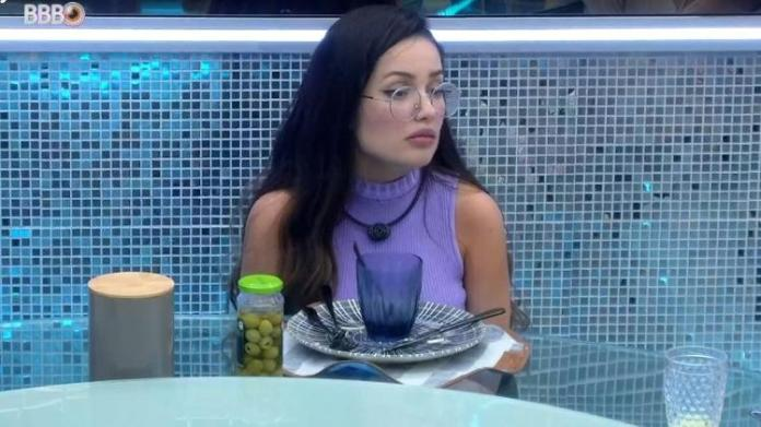 BBB 21: Juliette says that if someone takes her out of the vip it will become a priority for her vote - Reproduction / Globoplay - Reproduction / Globoplay