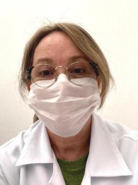 Ana Beatriz Sampaio, infectologista - Arquivo pessoal - Arquivo pessoal