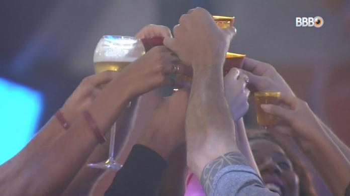 BBB 21: Toast to the Top11 - Playback / Globoplay