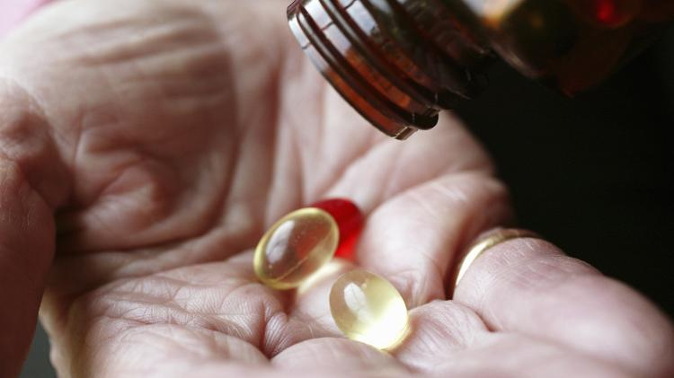 Vitamins - Getty Images - Getty Images