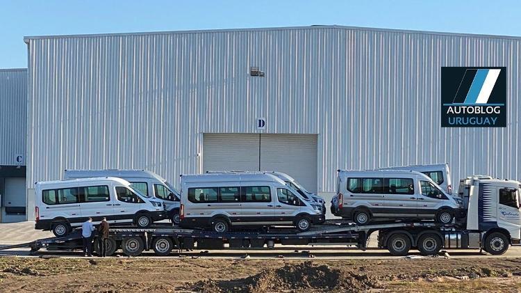 Ford Transit has leaked image - Autoblog Uruguay/Argentina - Autoblog Uruguay/Argentina