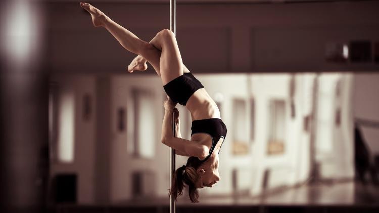 Pole dance - iStock - iStock