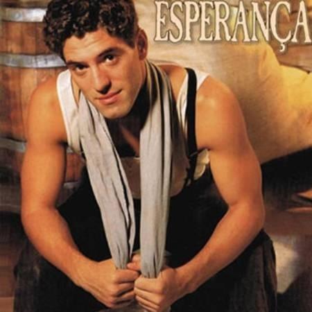 Nuno Lopes na capa do CD de 'Esperança' - Reprodução