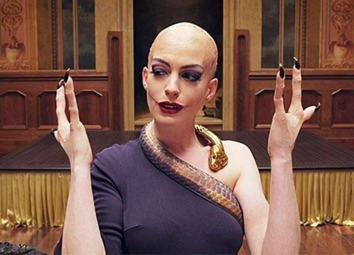 Anne Hathaway pede desculpas após polêmica em 'Convenção das Bruxas' -  05/11/2020 - UOL Splash