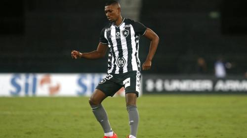 Kanu, jogador do Botafogo - Vitor Silva/Botafogo/Divulgação