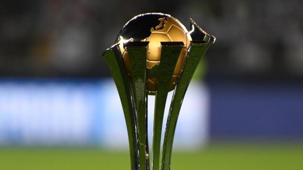 Troféu do Mundial de Clubes da Fifa - Etsuo Hara/Getty Images