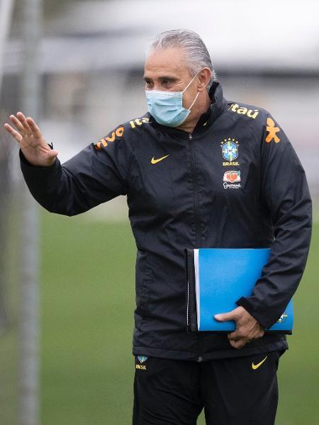 Tite - Lucas Figueiredo/CBF - Lucas Figueiredo/CBF