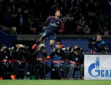 Neymar atingiu duas marcas pessoas na goleada do PSG sobre o Celtic