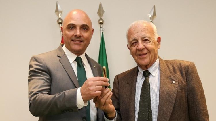 Galiotte - Fábio Menotti/Ag.  Palmeiras/Disclosure - Fábio Menotti/Ag.  Palm trees/Disclosure