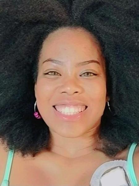 Erika Miranda has sickle cell anemia - Personal file - Personal file