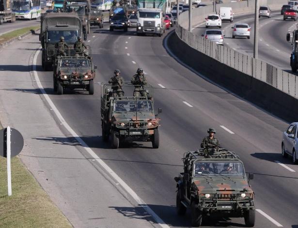 forças armadas podem fazer mais pela segurança pública