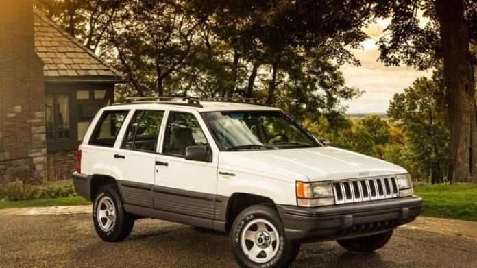 Jeep Cherokee (ZJ generation) - Press Release - Press Release