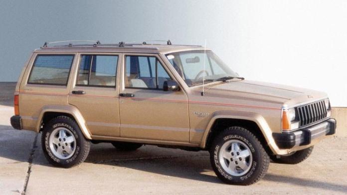 Jeep Cherokee (XJ generation) - Press Release - Press Release