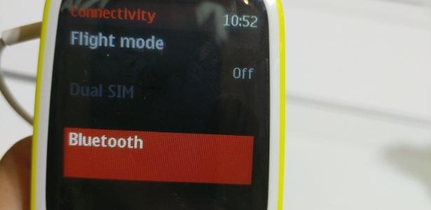 conectividade do nokia 3310 versao 2017 modo aviao entrada para dois chips e bluetooth 1488313943975 615x300 - Novo Nokia 3310 mantém cobrinha, mas traz mais umas gracinhas