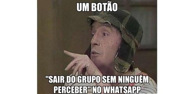 1   grupos no whatsapp ame os ou deixe os com elegancia 1497880414018 615x300 - Saiba como sair dos grupos de WhatsApp com elegância