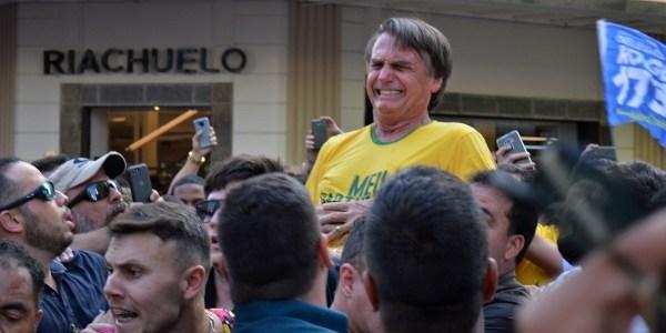 Jair Bolsonaro (PSL) é ferido durante atividade de campanha em Juiz de Fora