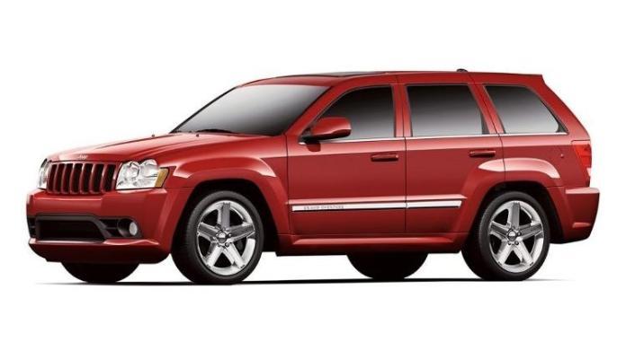 Jeep Cherokee SRT8 - Press Release - Press Release