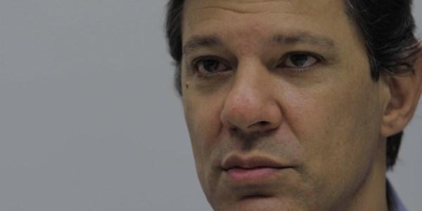 Promotoria paulista denunciou Haddad duas vezes em duas semanas