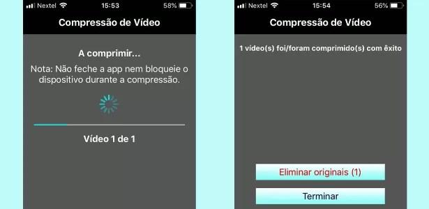 Compressão de vídeo no iOS 2 - Reprodução - Reprodução