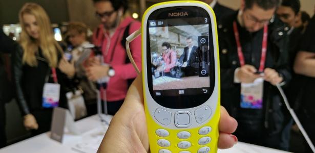 nokia 3310 versao 2017 camera com poucos pixels mas tem zoom e faz video 1488315646832 615x300 - Novo Nokia 3310 mantém cobrinha, mas traz mais umas gracinhas