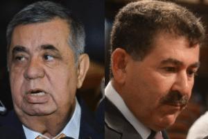 Deputados estaduais Jorge Picciani (PMDB), Paulo Melo (PMDB) e Edson Albertassi (PMDB), denunciados pelo PF