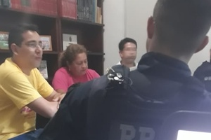 Antes de Bolsonaro ir ao AM, PRF interroga professores que organizam atos