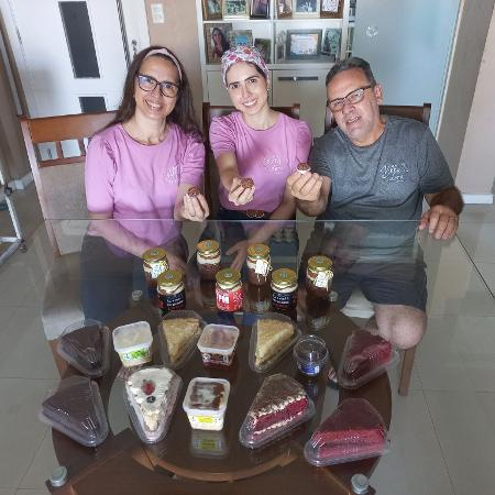 Andrezza Guerra expanded the business with his family: his mother Gilzelia Guerra and his father, Rildo Guerra - Press Release - Press Release