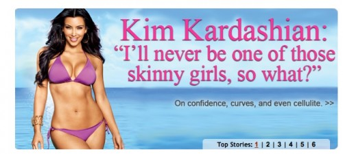 Not skinny?