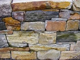 Eric Contey Stonework - DeGarmo wall detail