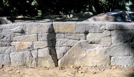 Eric Contey Stonework - Jeness wall