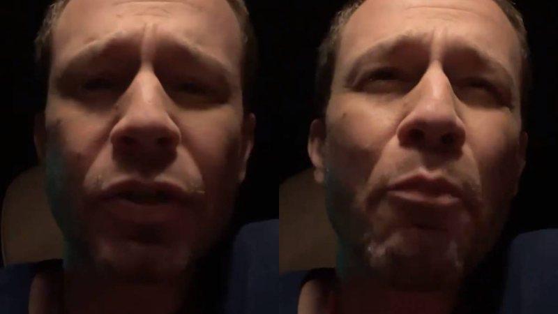 "BBB21: Tiago Leifert se revolta após ser acusado de favorecer Arthur na  prova Bate e Volta: """
