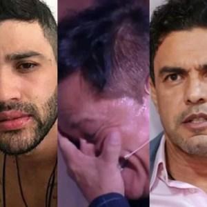 Videntes fazem previsões arrasadoras para Gusttavo Lima, Leonardo e Zezé Di Camargo