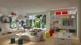 Victorian Living Desire - Novo apartamento de Gusttavo Lima