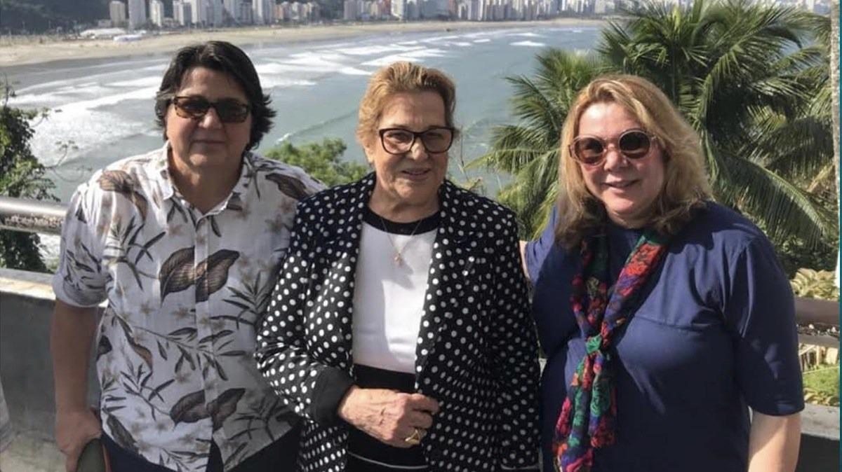Após AVC hemorrágico, família de acreana Giselia Mubarac decide desligar  aparelhos