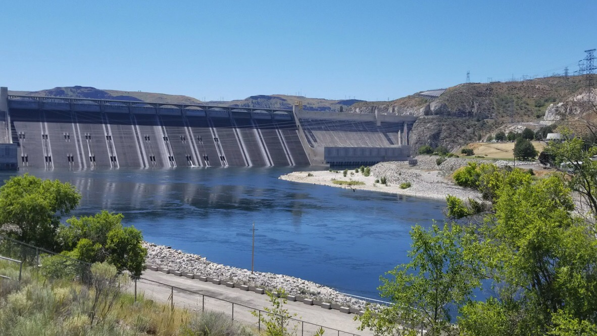 The best damn dam tour ever grand coulee dam continental drifters ever wondered whats going on behind the wall publicscrutiny Gallery