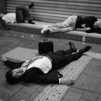 Culture Shock: Sleeping on the Job