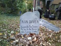 prank grave