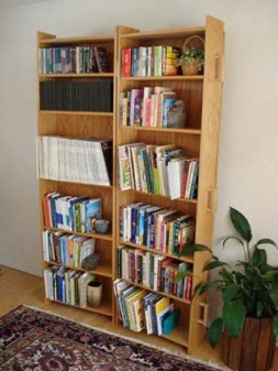 BookcaseCoffinUpright